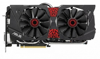 ASUS NVIDIA GEFORCE  GTX 980 4 GB (STRIX-GTX980-DC2-4GD5)