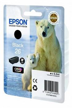 EPSON T2601  REFILL (C13T26014010)