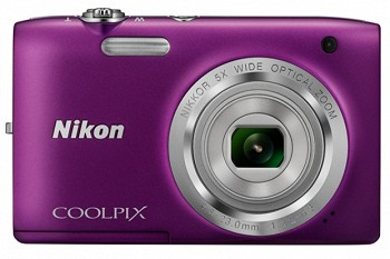 NIKON COOLPIX S2800 PURPLE