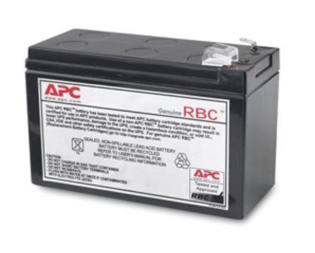 UPS აკუმულატორი APC APCRBC110