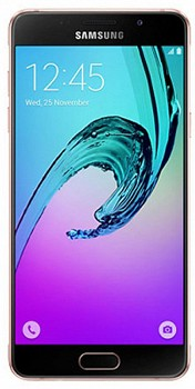 SAMSUNG GALAXY A7 (A710F) 16GB LTE DUOS PINK GOLD