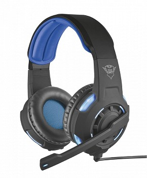 TRUST GXT 350 RADIUS 7.1 SURROUND HEADSET (22052)