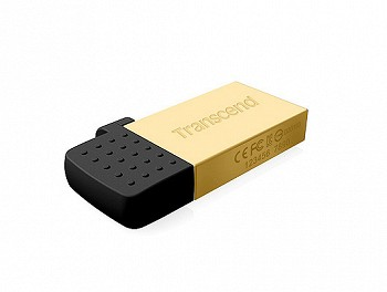 TRANSCEND JETFLASH 380 16 GB GOLD