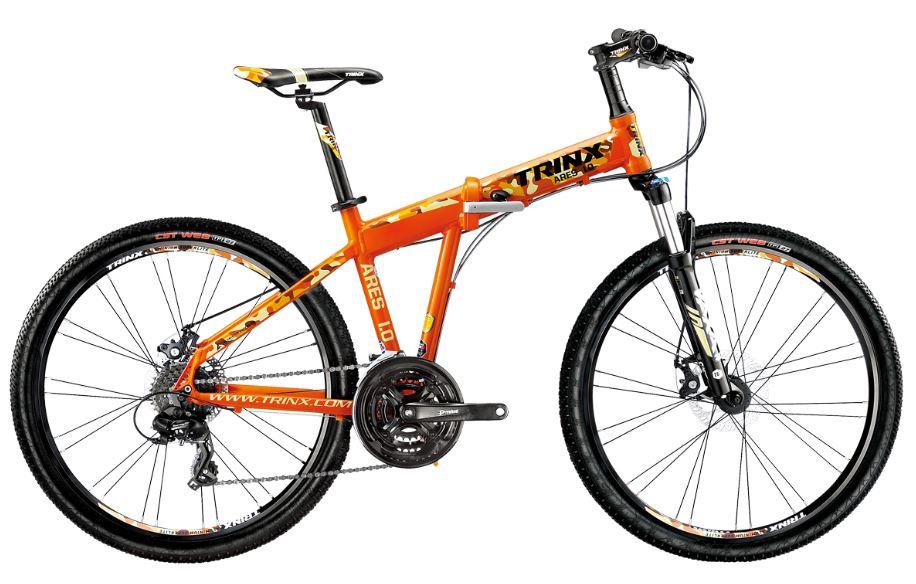 ველოსიპედი TRINX ARES 1.0
