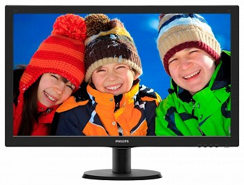 PHILIPS 273V5QHAB/00 FULL HD LED 27