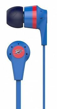 SKULLCANDY INK'D 2 NBA THUNDER (S2IKDZ-329)