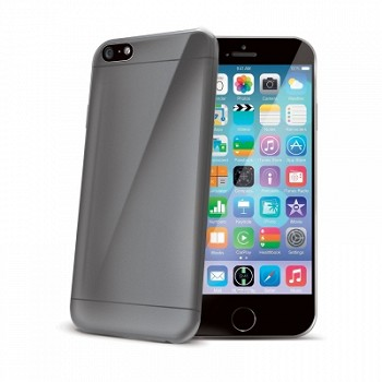 CELLY TPU ULTRATHIN COVER FOR IPHONE 6 SMOKEY