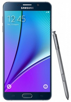 SAMSUNG GALAXY NOTE 5 (N920C) 32GB BLACK