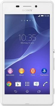 SONY XPERIA M2 AQUA (D2403) 8GB WHITE