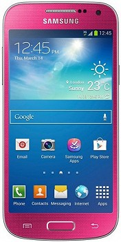 SAMSUNG GALAXY S4 MINI (GT-I9192) 8GB PINK