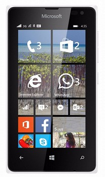 MICROSOFT LUMIA 435 8GB WHITE