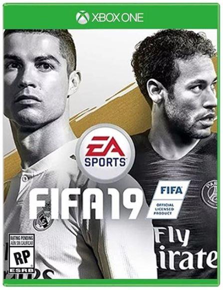 კონსოლის თამაში FIFA 2019 (XBOX ONE)
