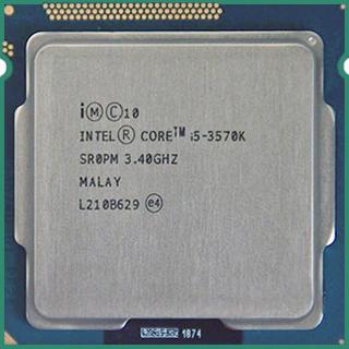 INTEL CORE I5 3570K (6 MB ქეშ მეხსიერება, 3.4 GHZ) TRAY