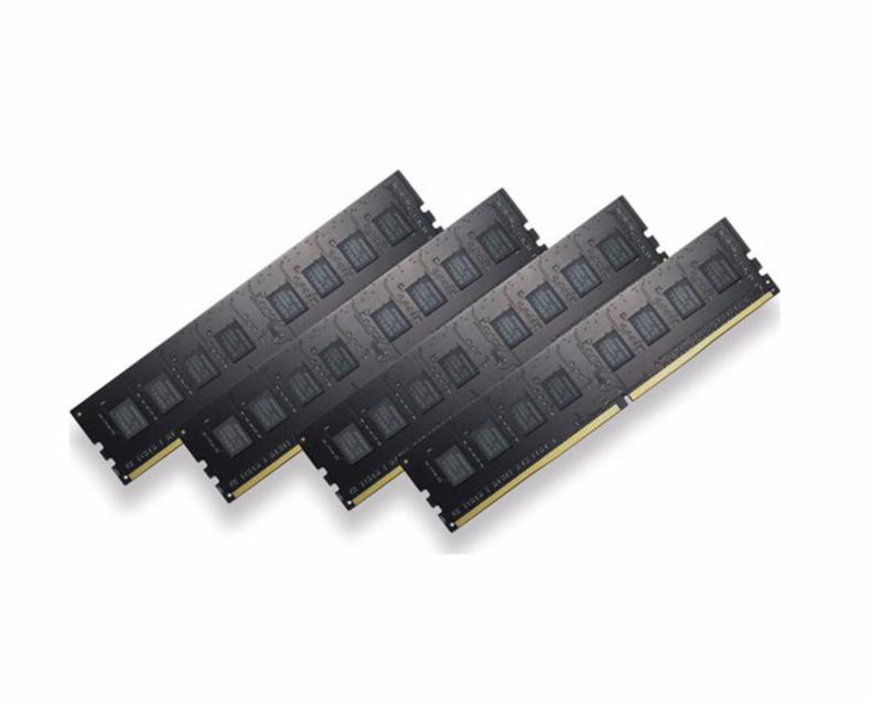 G.Skill F4-2400C15Q-32GNT DDR4 2400Mhz 15-15-15-35-2N 1.2V 32GB (8GBx4)