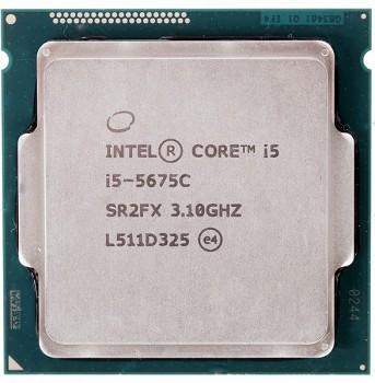 INTEL CORE I5 5675C  (4 MB ქეშ მეხსიერება, 3.1 GHZ) BOX