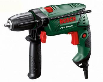 BOSCH  +PSB 500 RE  (0603127020)