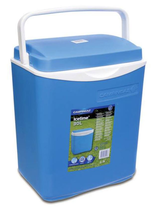სამგზავრო მაცივარი COLEMAN ICETIME 30 COOLER BLUE