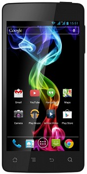 ARCHOS 45 PLATINUM 4GB BLACK