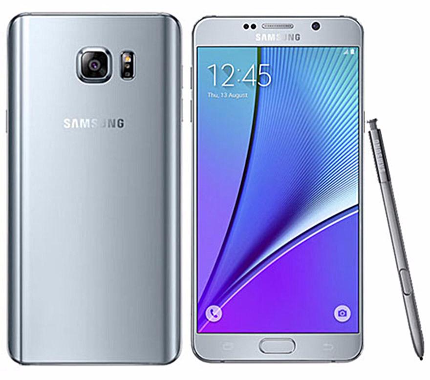 SAMSUNG GALAXY NOTE 5 (N920C) 32GB SILVER