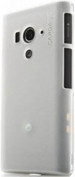 CAPDASE COVER XPOSE SONY ACRO S LT26W WHITE
