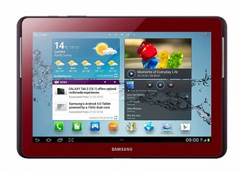 SAMSUNG GALAXY NOTE N8000 10.1 16GB 3G RED