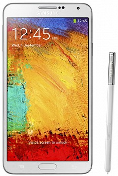 SAMSUNG N9005 GALAXY NOTE 3 4G  WHITE