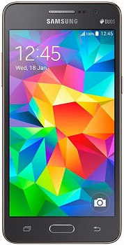 SAMSUNG GALAXY GRAND PRIME VE (SM-G531H/DS) 8GB GRAY