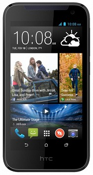 HTC DESIRE 310 DUAL SIM 4GB BLACK