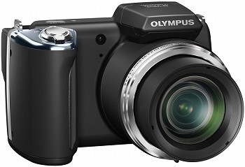 OLYMPUS SP-620UZ BLACK