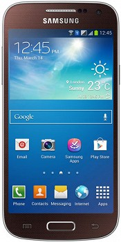 SAMSUNG I9192 GALAXY S4 MINI DUOS BROWN