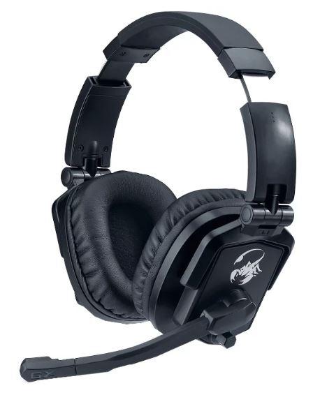 ყურსასმენი GENIUS HS-G550 BLACK