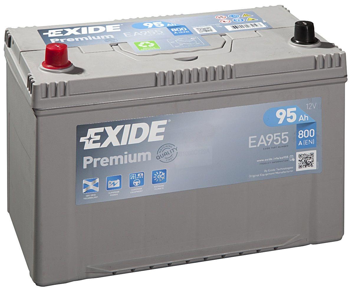 EXIDE PREMIUM 95 ა/ს EA955