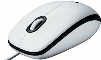 LOGITECH MOUSE M100 WHITE (5701827)