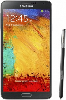 SAMSUNG GALAXY NOTE 3 (SM-N9005) 32GB BLACK