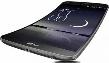 LG G FLEX (D958) 32GB BLACK