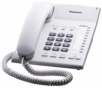 სტაციონარული ტელეფონი PANASONIC KX-TS2382UAW