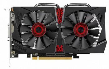 ASUS STRIX-GTX750TI-2GD5  2 GB GDDR5