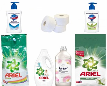 ARIEL SAFEGUARD LENOR PERLA