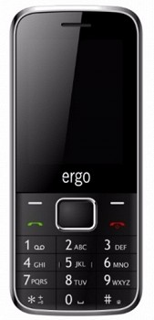 ERGO F240 PULSE BLACK