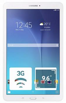 SAMSUNG GALAXY TAB E (SM-T561) 8GB WHITE