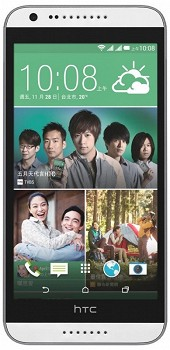HTC DESIRE 620G 8GB WHITE-GREY