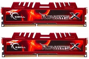 G.SKILL RIPJAWS 8GB (2 X 4GB) DDR3 2133MHZ (F3-17000CL11D-8GBXL)