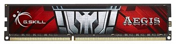 G.SKILL AEGIS 4GB DDR3 1600MHZ (F3-1600C11S-4GIS)