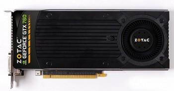 ZOTAC GEFORCE GTX 760 (ZT-70406-10P) 4 GB GDDR5