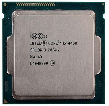 INTEL CORE I5 4460 (6 MB ქეშ მეხსიერება, 3.2 GHZ) TRAY