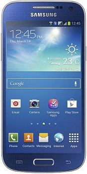 SAMSUNG I9192 GALAXY S4 MINI DUOS BLUE