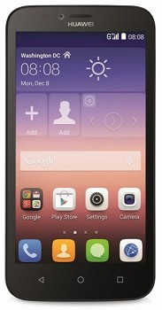 HUAWEI ASCEND Y625 SINGLE SIM 4GB BLACK