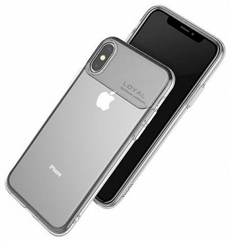 HOCO WATER RHYME CASE FOR APPLE IPHONE XS MAX TRANSPARENT