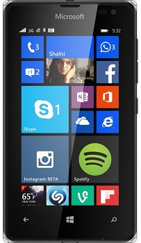MICROSOFT LUMIA 532 8GB BLACK