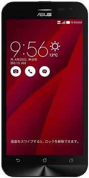 ASUS ZENFONE 2 LASER (ZE500KL, 4G) 16GB RED
